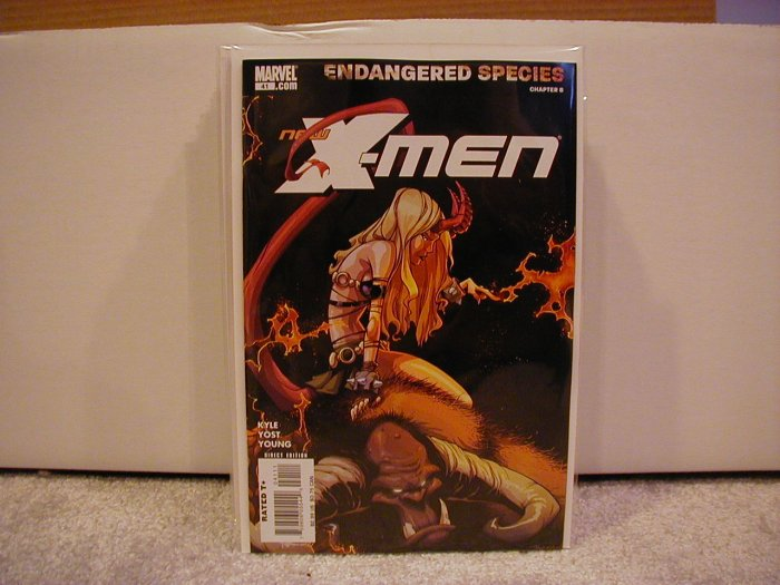NEW X-MEN #41 NM ENDANGERED SPECIES CHAPTER (8)