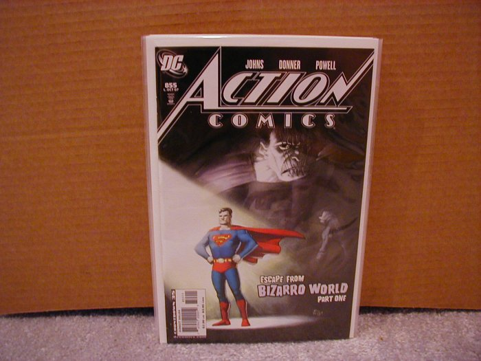 ACTION COMICS #855 NM