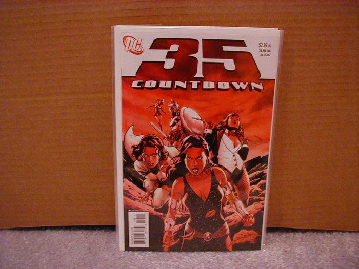 COUNTDOWN #35 NM
