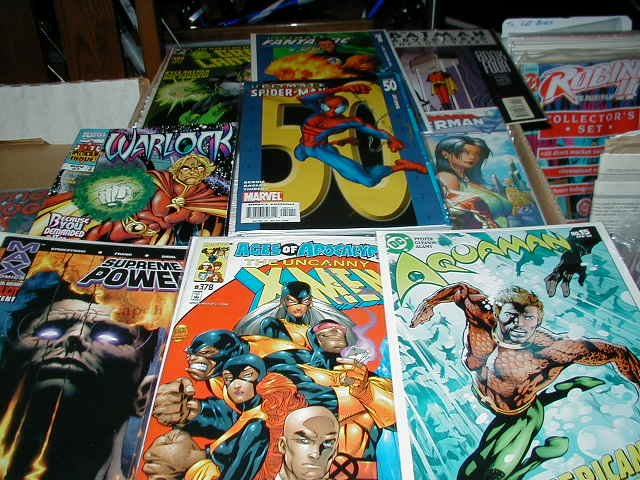 D.C WHOLESALE LOT OF 25 COMICS 1985-2007 *FREE SHIPPING ON THIS LOT AND ANYTHING ELSE ADDED TO IT*