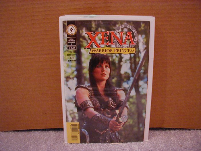 XENA WARRIOR PRINCESS #3 NM DARK HORSE SERIES  PHOTO COVER