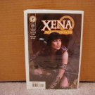 XENA WARRIOR PRINCESS #4 NM DARK HORSE SERIES  PHOTO COVER
