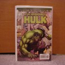 INCREDIBLE HULK #110 NM  WORLD WAR HULK