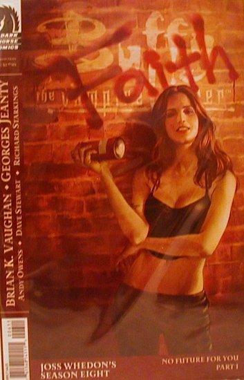 BUFFY THE VAMPIRE SLAYER SEASON EIGHT #6 NM (2007)