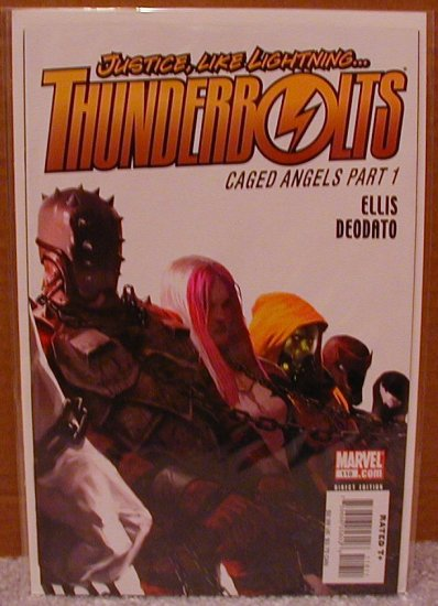 THUNDERBOLTS #116 NM (2007)