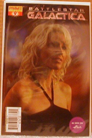 BATTLESTAR GALACTICA #9 VF (2007)