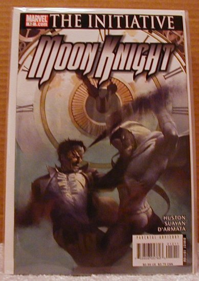 MOON KNIGHT #12 NM (2007)
