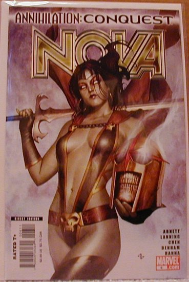 NOVA #6 NM (2007)