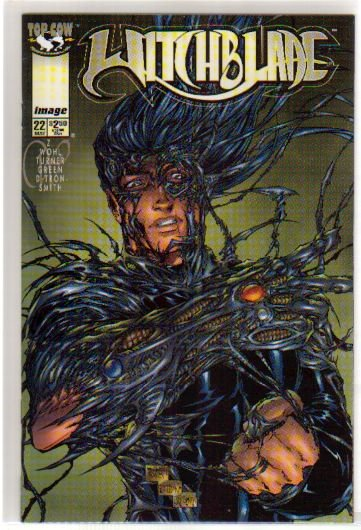 WITCHBLADE #22 VF/NM