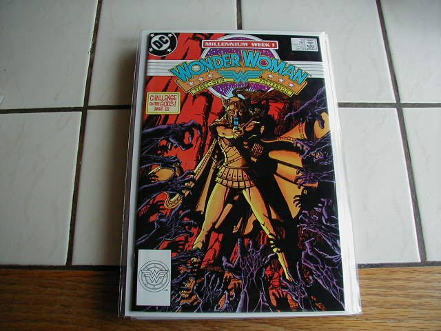 WONDER WOMAN #12 VF/NM (1987)