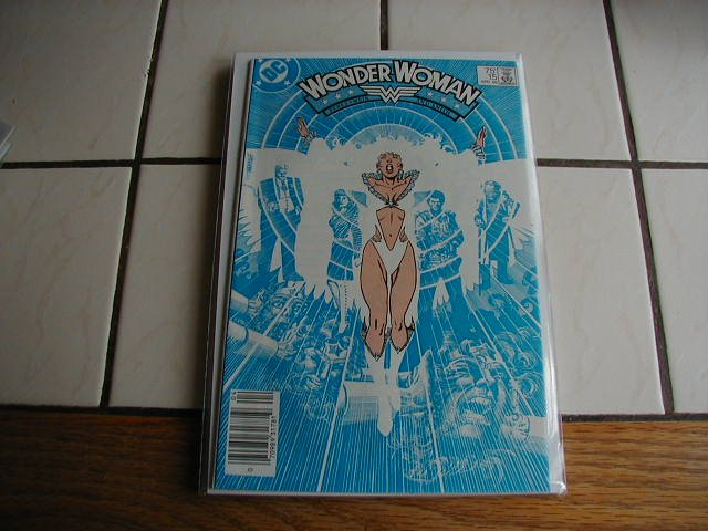 WONDER WOMAN #15 VF/NM (1987)