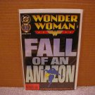 WONDER WOMAN #100 VF/NM (1987) FOIL COVER