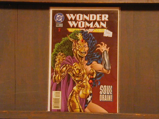 WONDER WOMAN #108 VF/NM (1987)