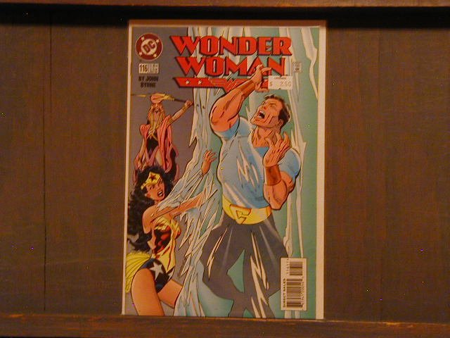 WONDER WOMAN #116 VF/NM (1987)