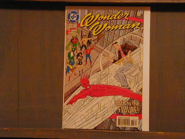 WONDER WOMAN #133 VF/NM (1987)