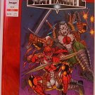 DEATHMATE RED  VF/NM  IMAGE/VALIANT TEAM-UP