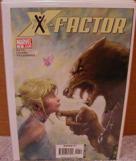 X-FACTOR #6 NM (2006)