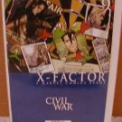 X-FACTOR #9 NM (2006) CIVIL WAR