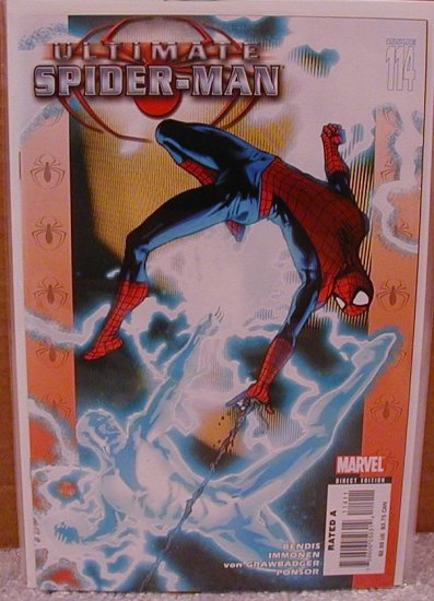 ULTIMATE SPIDER-MAN #114 NM
