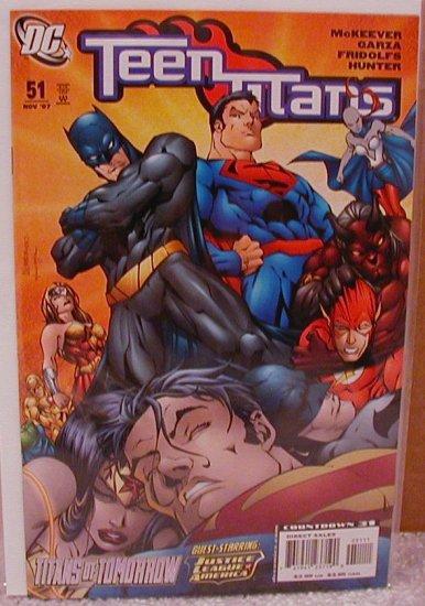 TEEN TITANS #51 NM (2007)