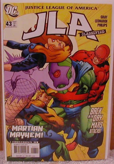 JLA CLASSIFIED #43 NM (2007)
