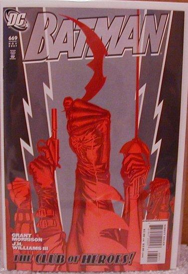 BATMAN #669 NM (2007)
