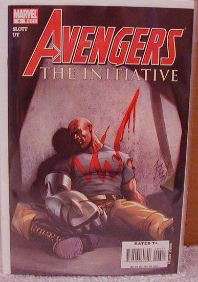 AVENGERS INITIATIVE #6 NM (2007)