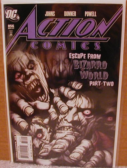 ACTION COMICS #856 NM