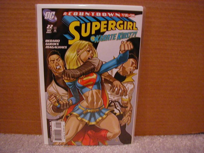 SUPERGIRL #22 NM (2007)