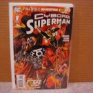TALES OF THE SINESTRO CORPS CYBORG SUPERMAN NM (2007)