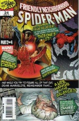 FRIENDLY NEIGHBORHOOD SPIDER-MAN #24 NM (2007)