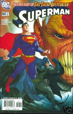 SUPERMAN #668 NM (2007)