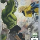 WORLD WAR HULK FRONT LINE #5 NM (2007)