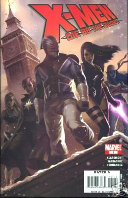 X-MEN DIE BY THE SWORD #1 NM (2007)