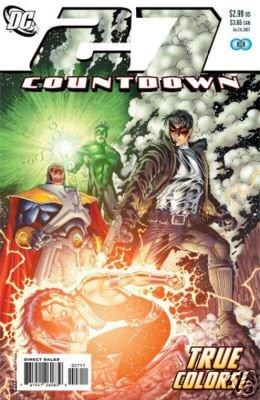COUNTDOWN #27 NM (2007)