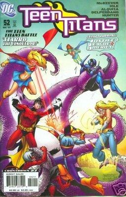 "TEEN TITANS #52 NM (2007) ""FUTURE TITANS"""