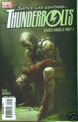 THUNDERBOLTS #117 NM (2007)