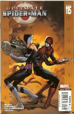 ULTIMATE SPIDER-MAN #115 NM (2007)