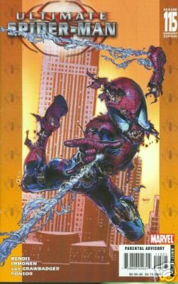 ULTIMATE SPIDER-MAN #115 NM (2007) ZOMBIE VARIANT COVER 1ST PRINT