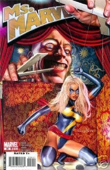 MS. MARVEL #20 NM (2007)