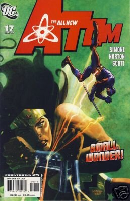 ALL NEW ATOM #17 NM (2007)