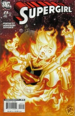 SUPERGIRL #23 NM (2007)