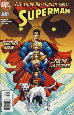 SUPERMAN #670 NM (2007)