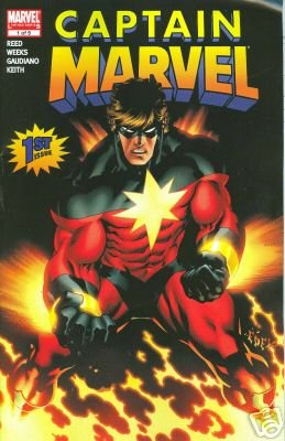 CAPTAIN MARVEL #1 NM (2007)