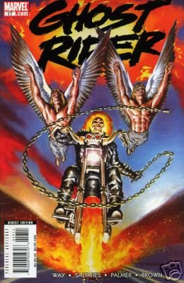 GHOST RIDER #17 NM (2007)