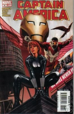 CAPTAIN AMERICA #32 NM (2007)