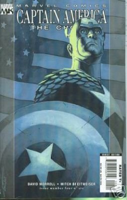 CAPTAIN AMERICA THE CHOSEN #4 NM