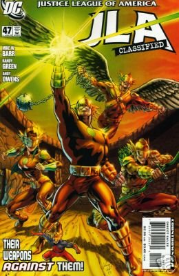 JLA CLASSIFIED #47 NM (2007)