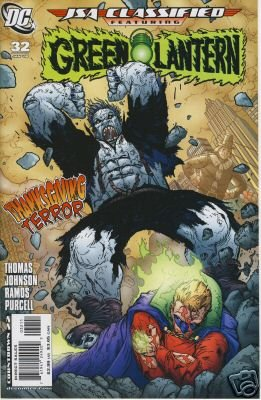 JSA CLASSIFIED #32 NM (2007)