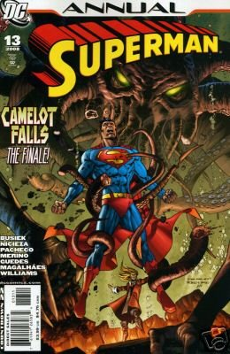SUPERMAN ANNUAL #13 NM (2008)
